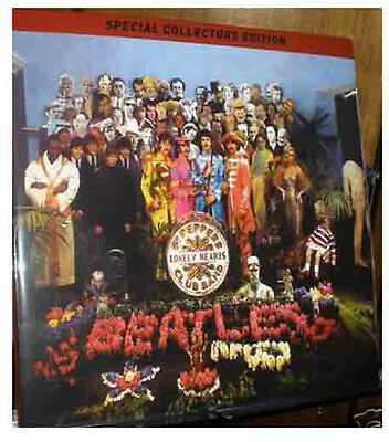BEATLES - SGT Peppers - Collectors Edition Rare Promo ...