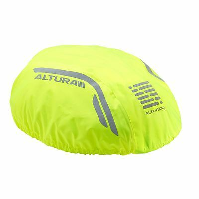 Altura Nightvision Waterproof Helmet Cover 2016: Hi Viz Yellow