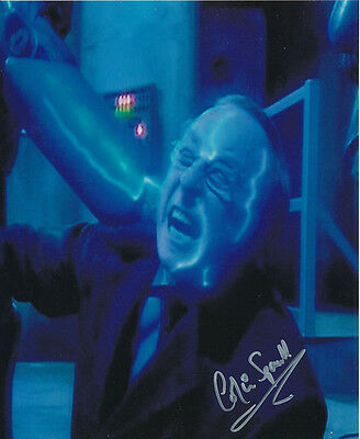Colin Spaull In Person Signed Photo - Doctor Who - AG356