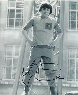 Matthew Waterhouse In Person Signed Photo - Doctor Who - AG291