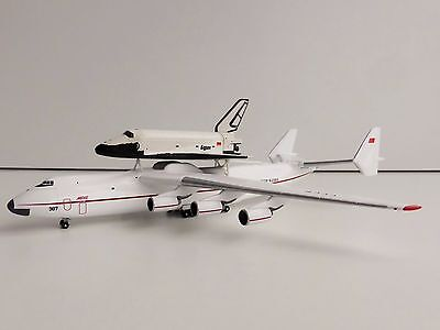 ANTONOV AN-225 Mriya & RKK BURAN 1/500 Herpa 518895 Антонов Ан-225 Мрія Antonow