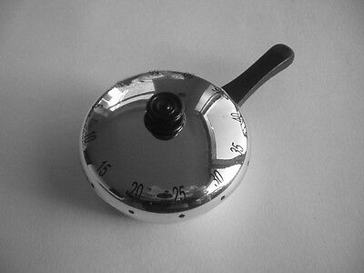 Saucepan Shaped Mechanical Kitchen Timer ~Unusual