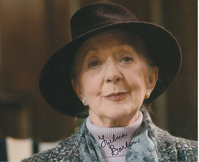 Thelma Barlow In Person Signed Photo - Midsomer Murders - AG357