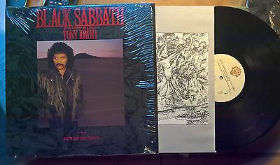Black Sabbath Seventh Star Lp Vinile Vinyl Vertigo First Print Usa Inner No Ozzy