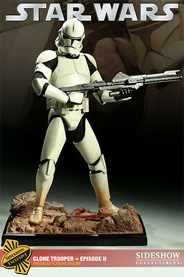 Sideshow Exclusive – Clone Trooper – 1/4 Premium Format Figure