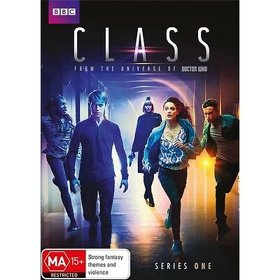CLASS-Series 1-Region 4-New AND Sealed-2 Disc Set-TV Series