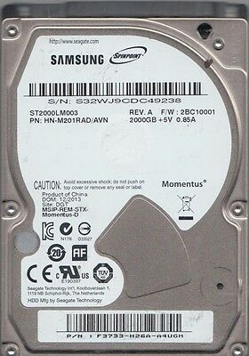 SEAGATE Spinpoint M9T, 2.0TB
