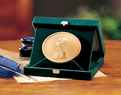 National Geographic Lewis & Clark Peace Medal in Presentation Case $75 msrp