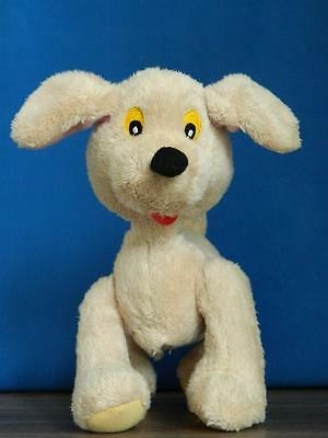 """Vintage Noddy Bumpy Dog with Barking Sounds, Wagging Tail - Enid Blyton 8"""""""