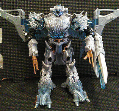 Transformers Movie Voyager MEGATRON Complete