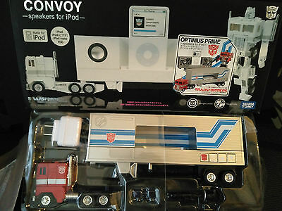 Transformers G1 OPTIMUS PRIME / CONVOY music label (G1 STYLE)