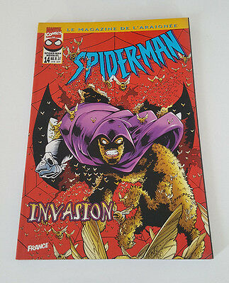 COMICS - Spider-Man V 1 N°14 - 1998 - Marvel Comics -- Francais - Occ