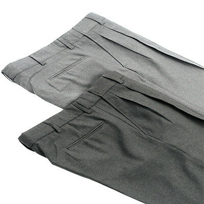 UMPIRE PANTS-SMITTY EXPANDER WAISTE CHARCOAL or HEATHER GRAY BASE PANTS--BBS-374