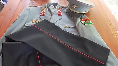 Hungarian Firefighter Uniform complete