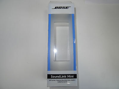 NEW Genuine BOSE SOUNDLINK MINI Soft Cover / Case (Blue) - Original Soundlink