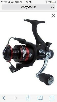 Shakespeare Agility Carp Fishing Freespool freerunner Fishing Reel 60 fs 1294004