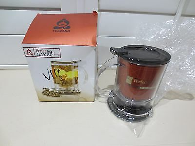 New Teavana PerfecTea Tea Maker 16oz Perfect cup every time!