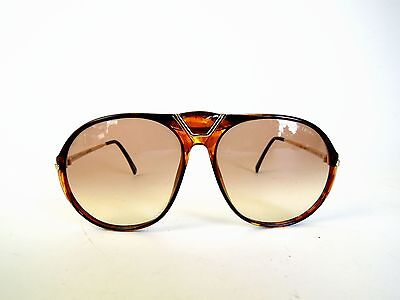 Vintage Porsche Design Carrera 5659 Glasses Sunglasses Pilot Aviator Lunettes