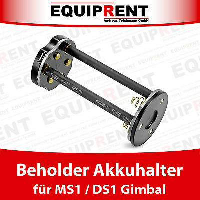 Beholder Akkuadapter / Akkuhalterung / battery holder für DS1 MS1 Gimbal (EQZ08)