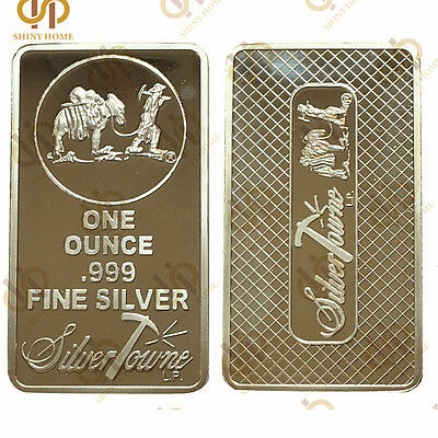 American One Ounce.999 Fine Silver Bullion Bar Collection