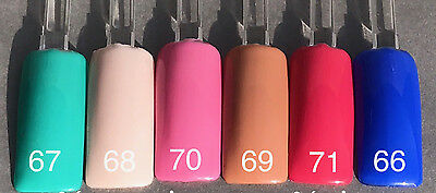 Vernis Semi Permanent NAILITY UV/LED/CCFL n°70 Pink Ballet 7ml GEL POLISH USA