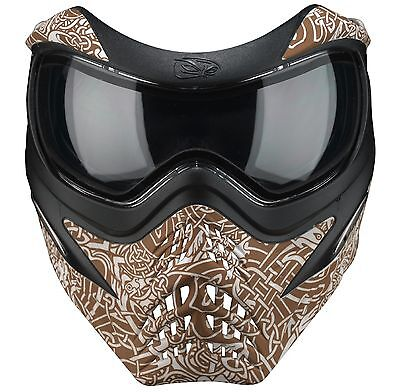 New VForce V-Force Grill Thermal SE Special Edition Goggles Mask - Celtic Earth