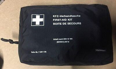 Genuine Bmw Medical First Aid Kit 1 3 Series X3 X5 Z3 Z4 M3 Mini Cooper S D One