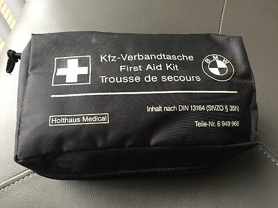 Genuine Bmw X3 E83 Medical Emergency First Aid Kit 2.0 2.5 3.0 D