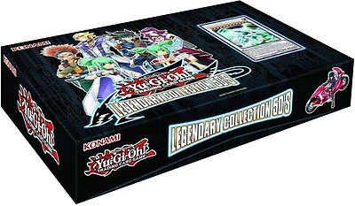 YuGiOh Legendary Collection 5D's New Sealed
