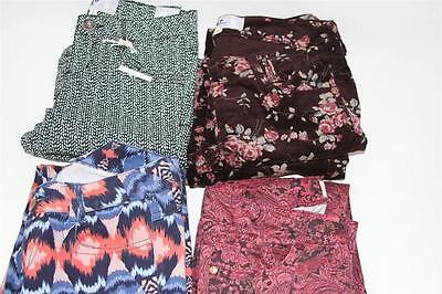 Lot Of 5 Pairs Of Jolt Skinny/stretchy Jeans Various Sizes And Prints