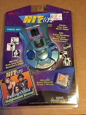 Hit Clips Video Jockey Micro Music System Destinys Child Clip New Tiger Hasbro