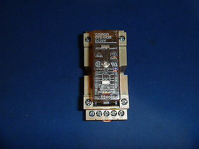 Omron G7S-4A2B DC24V Relay With P7S-14F Relay Socket