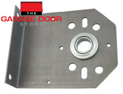 Panel Lift Garage Door  Center Bearing Plate W/ Bearing Installed - Spare Parts