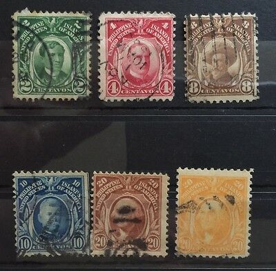 1906 Philippines Stamps SG337 ... Used (1)