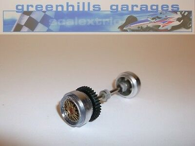 Greenhills Scalextric Porsche 911 GT3R Teng Tools C2268 Rear Axle & Wheels – ...