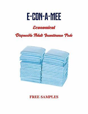 ADULT DIAPER SAMPLE - ABU Little Pawz - Small - 2 samples