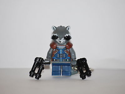 Rocket Raccoon  Keychain -  Guardians Of The Galaxy - New