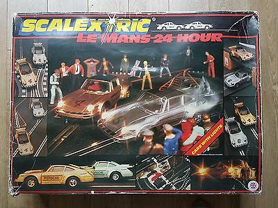 Scalextric - Le Mans 24 Hour - Slot Car Racing Game