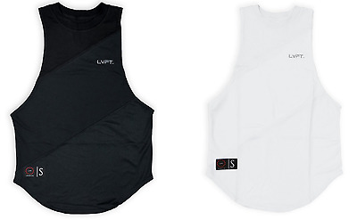 LVFT Live Fit Tank Top Gym Wear Clothing Bodybuilding Fitness Palestra Canotta