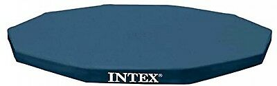 Intex Debris Weather Cover Quality With Rope To Hold for 12ft Frame Pool