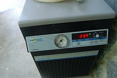 VWR 1171P  Lab  1171 P  Refrigerated Recirculating Chiller Recirculator Chill