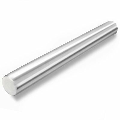Homga Stainless Steel Rolling Pin