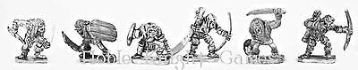 Mirliton SG Grenadier 25mm Lesser Goblin w/Mixed Weapons Pack MINT