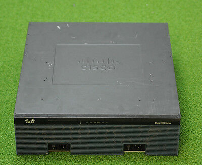 CISCO3925-SEC/K9 Security Integrated Services Router -1 YEAR WARRANTY