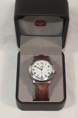 Wenger Swiss Military 79918 Men's Watch Stainless