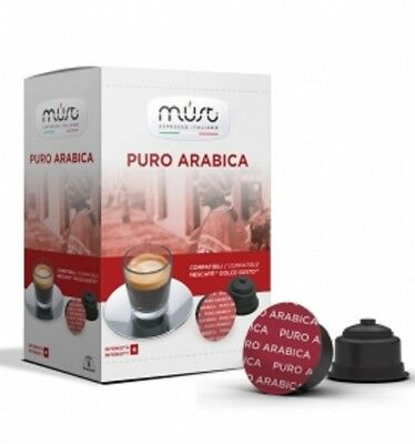Dolce Gusto Compatible Coffee Pods Capsules PURE ARABICA