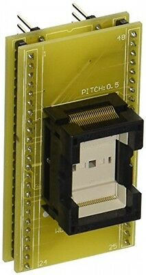 Double Row DIP 48 To TSOP 48 Socket Adapter For Chip Programmer
