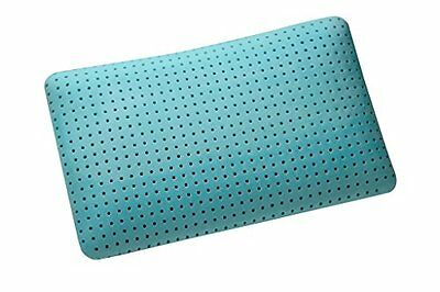 Cooling Gel withpcM Ventilated Memory Foam Pillow -Made in USA King Size, New