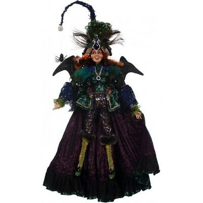 MARK ROBERTS Collectible Wacky Halloween Witch - 60cm