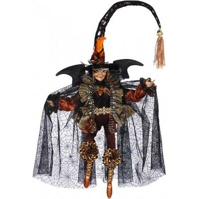 MARK ROBERTS Wild Witch - Halloween Spooky Witch by Mark Roberts